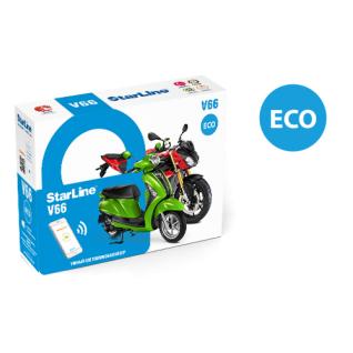 StarLine V66 ECO Moto для мототехники-37391030