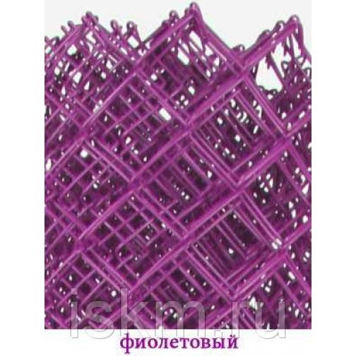 Сетка Рабица цветная Фиолетовый 213843