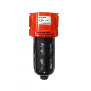 """Фильтр тонкой очистки 5Мк для пневмосистем 1/4"""" Forsage-6006111"""