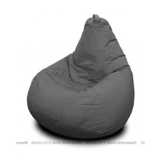 Кресло BeanBag Пепельный-495402