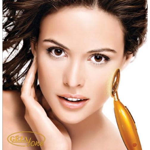 """Аппарат для лица """"Гальваника в домашних условиях"""" Beauty Gold m800, Gezatone-490177"""