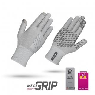 Перчатки зимние GripGrab Primavera Merino, серый, Xl/xxl