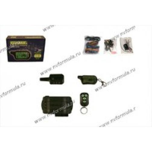 Автосигнализация Cenmax Vigilant V- 6A ж/к обратная связь-9060215