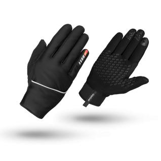 Перчатки зимние GripGrab Running Thermo, черный, M (9)
