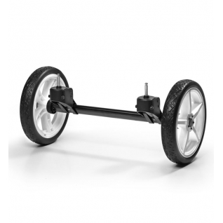 Колеса Hartan QUAD система для колясок Topline S, Xperia белая