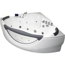 Акриловая ванна Gemy с гидромассажем (G9025-II K)