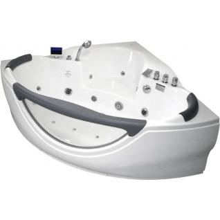 Акриловая ванна Gemy с гидромассажем (G9025-II K)-6814472