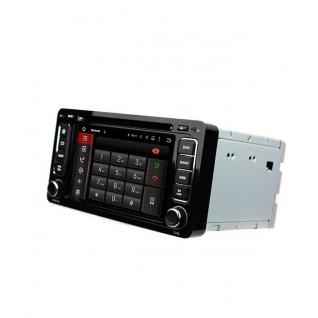 Штатная магнитола для Mitsubishi Universal CARMEDIA KD-6243-P3-7 на Android 7.1-37279629