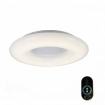 Светильник потолочный St Luce Белый/Белый LED 1*44W
