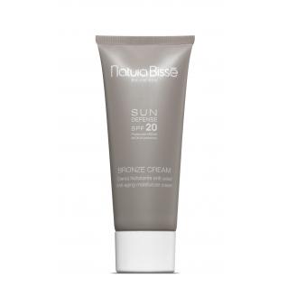 Natura Bisse Bronze Cream SPF20 - Солнцезащитный крем для лица SPF20-4941390