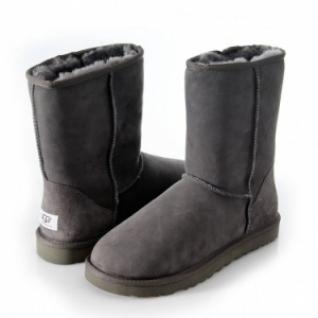 UGG Australia Short Mens Grey-903193