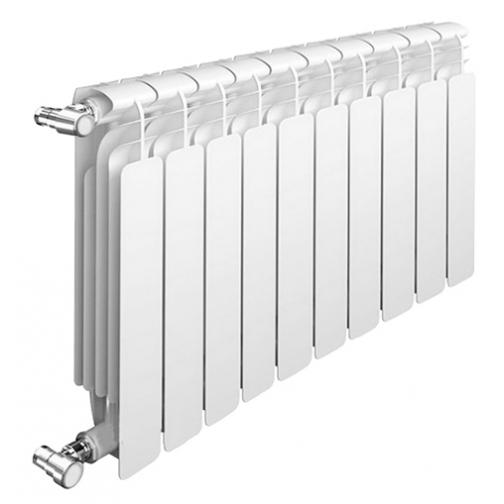 Радиатор биметаллический Sira Alice 350 10 секций-6761880
