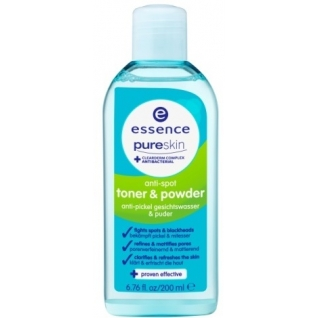 ESSENCE - Антибактериальный очищающий тоник Pure Skin-2146090