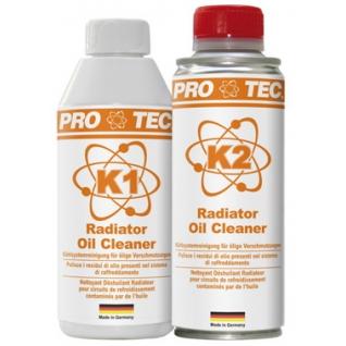 Масло в Антифризе - Radiator Oil Cleaner Comp. 2, выводит масло из системы охлаждения.-4959854