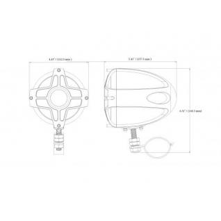 Акустическая система Boss Audio MC440B BOSS AUDIO-31842008