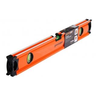 Уровень GRAVIZAPPA UST600A 600мм, 3 глазка, точность 0.5мм/м-1209967