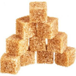 Сахар кусковой Мистраль тростниковый 1 кг