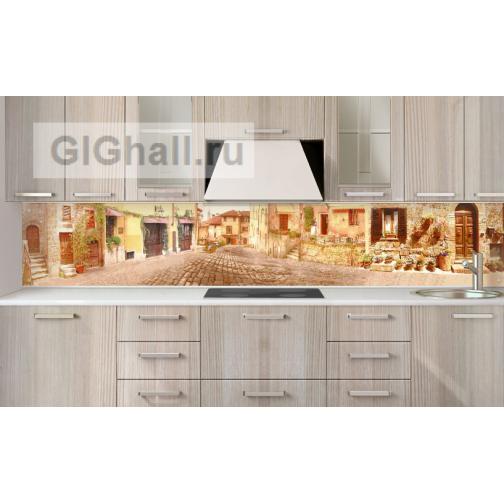 Стеклянный фартук для кухни ИТАЛИЯ-5901347