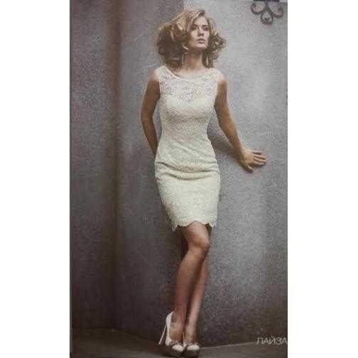 Платье свадебное Короткие свадебные платья⇨Лайза-661960