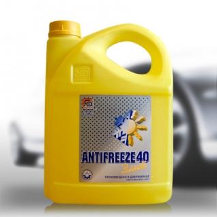 Антифриз Промпэк Антифриз 40 Elite, 5кг (желтый)-5921489