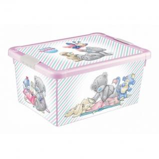 Ящик для игрушек Me To You, розовый Бытпласт-37729369