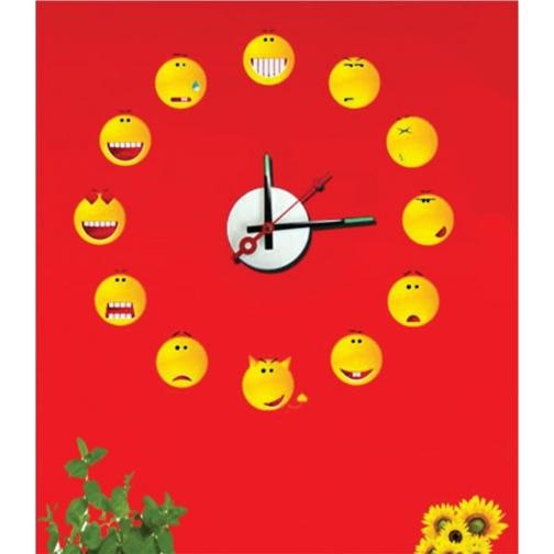 Часы-наклейка Feron NL38-8692038