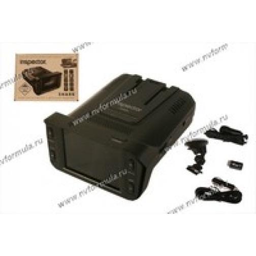 Антирадар (радар-детектор) + видеорегистратор INSPECTOR SHARK-9061079