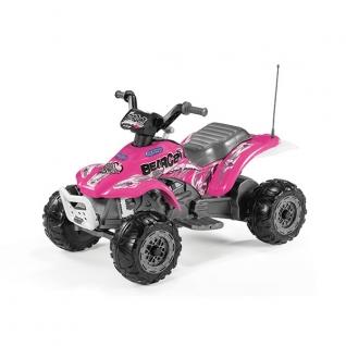 Детский электромобиль Corral Bearcat Pink Peg Perego-37716097