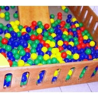 Мячи - шары для наполнения сухого бассейна-5350554