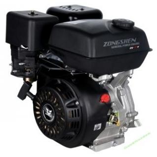 Бензиновый двигатель Zongshen 177F с катушкой освещения-6819098