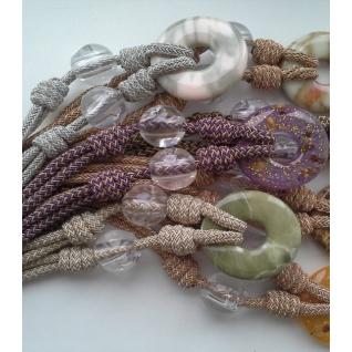 Веревка с камнями Luxon Decor BD-022-6853140