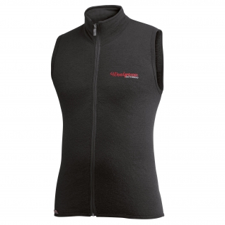 Woolpower Жилет Woolpower 400, цвет черный-5024340