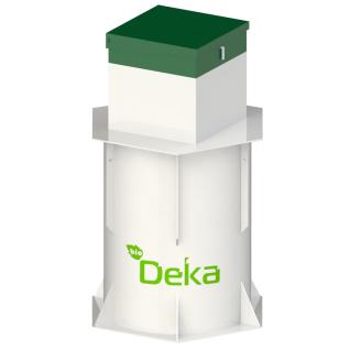 Канализация для дома BioDeka 10 - 1500-452368