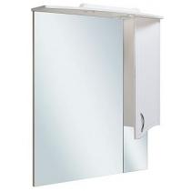 Шкаф зеркальный для ванной Runo Севилья 85