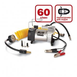 Компрессор автомобильный AVS Turbo KS600-833472