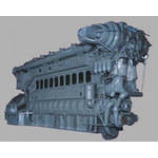 Дизельные двигатели 6ЧН 21/21, Д49, Д50