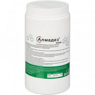 Хлорные таблетки Алмадез-Хлор 1,0 кг-37867539