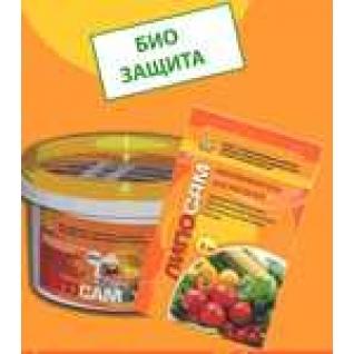 Удобрение ЛИПОСАМ* биоприлипатель носитель пестицидов и др. СЗР, для обработки семян, л