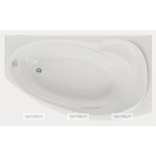 Акриловая ванна Aquanet Jersey 170x100 R-38051099
