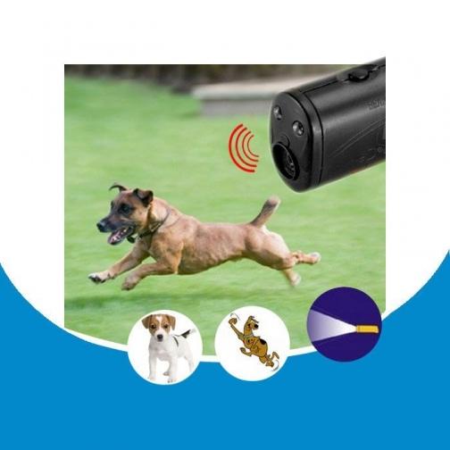 Ультразвуковой отпугиватель собак Training Dog Banish Dog-9144069