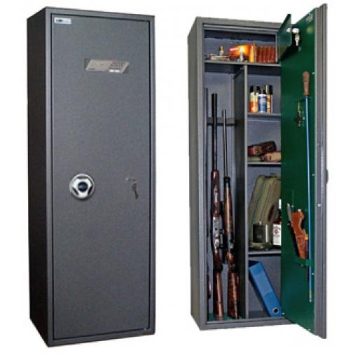 Оружейный сейф Safetronics MAXI 5P EM/K3-6814572