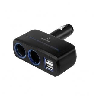 Разветвитель на 2 прикуривателя и 2 USB Neoline SL-220 Neoline-833063