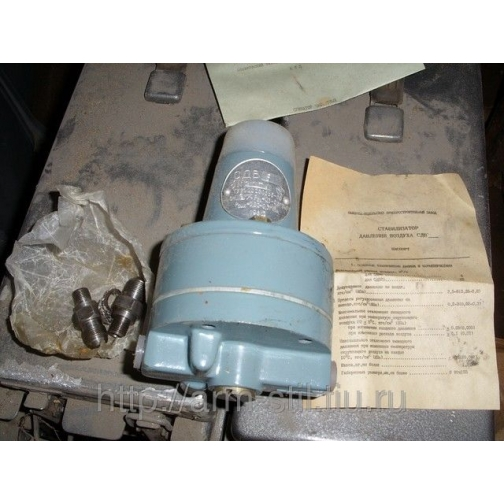 Стабилизаторы давления котловые сд-5к, сд-15.