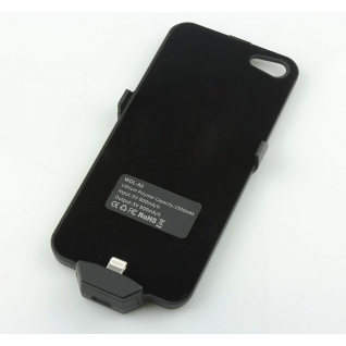 Чехол зарядка для iphone 5/5s 2500mAh