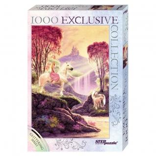 Пазл Glitter - Волшебная долина, 1000 элементов Step Puzzle-37724302