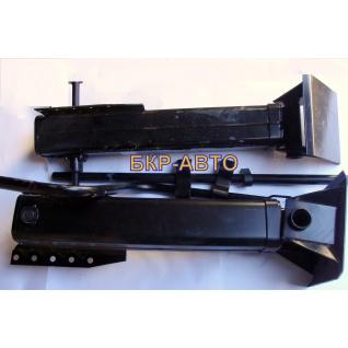Опорно-стояночное устройство полуприцепа СЗАП CL.25T L=480-2174638