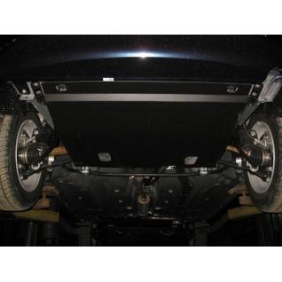 Защита ВАЗ Granta/Kalina/Datsun on-Do 2011- 1,6 картера и МКПП штатный крепеж штамповка 28.08 ALFeco-9063635