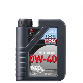 Моторное масло LIQUI MOLY Snowmobil Motoroil 0W40 1л