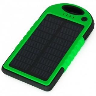 Портативное ЗУ со встроенной солнечной батареей Proline SC-5000GR-5006072