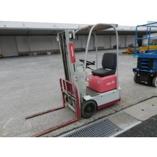 Японская электрокара (вилочный погрузчик) г/п 500кг Komatsu FB05-3-5041465